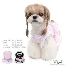 Puppy Angel Miss Priss Diamond Dress PA-DR046