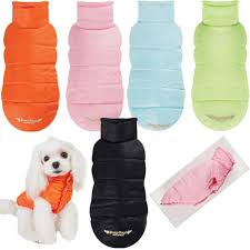 Puppy Angel Super Light Dog Winter Padding Vest PA-OW226