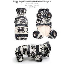 Puppy Angel Scandinavia Padded Overall PA-OW198