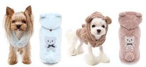 Puppy Angel Bear Soft Hoodie PA-OW215