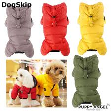 Puppy Angel Padded Overall PA-OW551