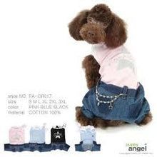 Puppy Angel Fantastic Kitch Overalls PA-OR017