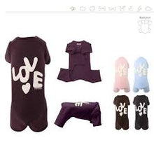 Puppy Angel Love Bodysuit Winter PA-OR027