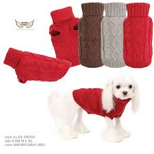 Puppy Angel Basic Sweater PA-SW060