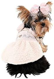 Puppy Angel Pom Pom Beauty Dress PA-DR111