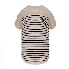 Puppy Angel Striped Tshirt PA-TS266