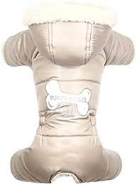 Puppy Angel Lovely Bone Padded Bodysuit For Girls PA-OW256