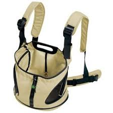 Kangaroo Backpack / Carry Bag by Hunter