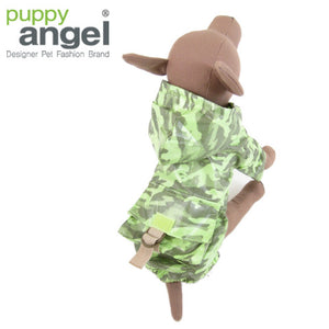 Puppy Angel Combat Combo RainJacket PA-CT045
