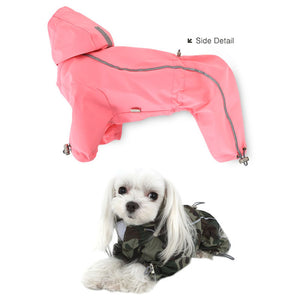 Puppy Angel Urban Outdoor Bodysuit Raincoat PA-OW222