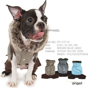 Puppy Angel Stout Padded Overall PA-CT112