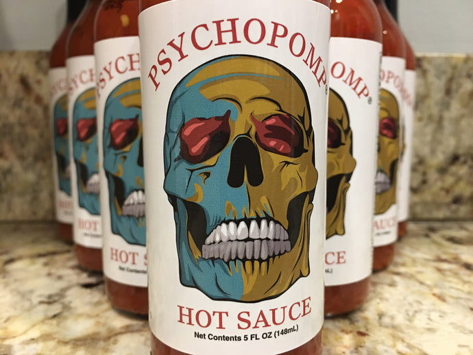 Psychopomp Hot Sauce (Original) 5 oz
