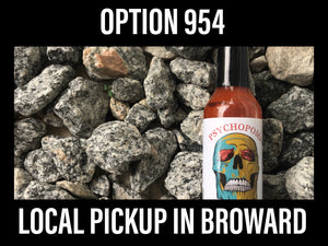 Locals Only - Psychopomp Hot Sauce Original 5oz