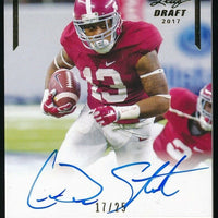 ARDARIUS STEWART 2017 LEAF ULTIMATE GOLD AUTOGRAPH 17/25 *NEW YORK JETS*
