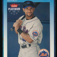 JAY PAYTON 2002 FLEER PLATINUM PARALLEL #75 132/202 NEW YORK METS
