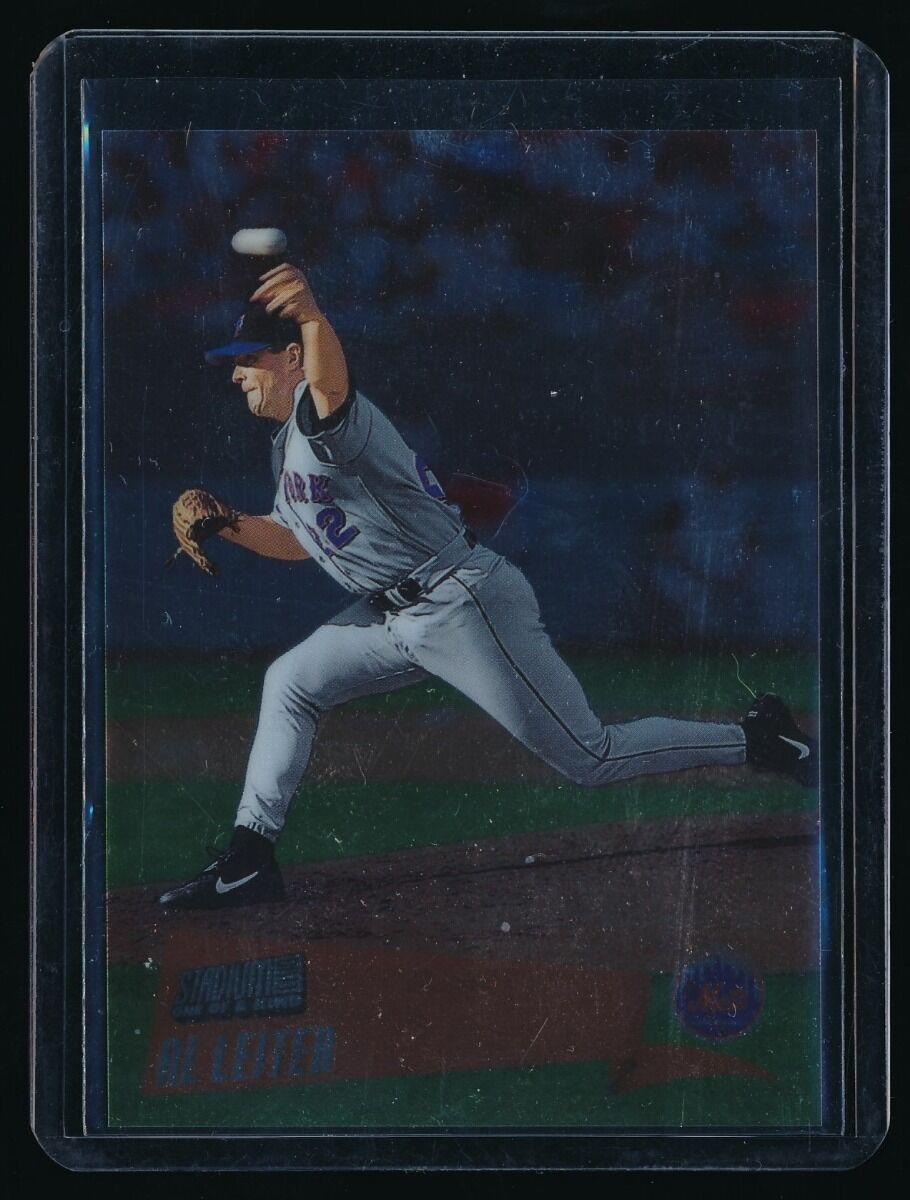AL LEITER 2000 STADIUM CLUB ONE OF A KIND 116/150 NEW YORK METS