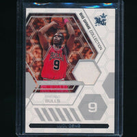 LUOL DENG 2006-07 TOPPS BIG GAME RELIC JERSEY 60/99 *CHICAGO BULLS*