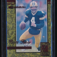 BRETT FAVRE 2000 DONRUSS ELITE SERIES #ES8 0068/2500 GREEN BAY PACKERS