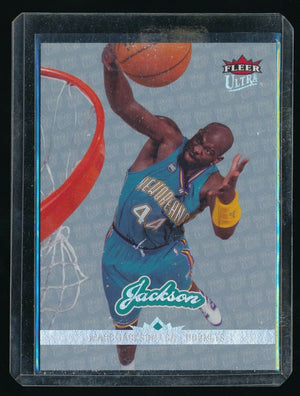 MARC JACKSON 2006-07 ULTRA PLATINUM MEDALLION #105 076/100 *NEW ORLEANS HORNETS*