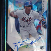 DILSON HERRERA 2015 FINEST AUTOGRAPH RC AUTO *METS*
