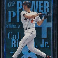 CAL RIPKEN 1997 ULTRA POWER PLUS #A8 BALTIMORE ORIOLES