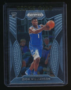 ZION WILLIAMSON 2019-20 PANINI PRIZM DRAFT PICKS #64 RC *NEW ORLEANS PELICANS*