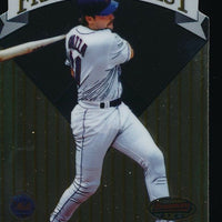 MIKE PIAZZA 1999 BOWMAN'S BEST FRANCHISE BEST MACH I 0003/3000 *NEW YORK METS*