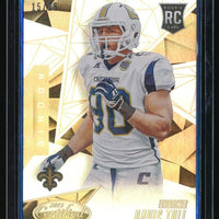 DAVIS TULL 2015 CERTIFIED MIRROR GOLD #137 RC 15/25 *NEW ORLEANS SAINTS*