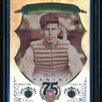 RICK FERRELL 2014 PANINI HALL OF FAME BLUE FRAME 35/75 ST. LOUIS BROWNS