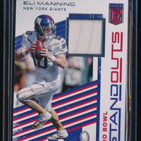 ELI MANNING 2017 ELITE PRO BOWL STANDOUTS JERSEY *NEW YORK GIANTS*
