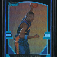 MICKAEL PIETRUS 2003-04 BOWMAN SIGNATURE EDITION FOIL RC 010/125 *WARRIORS*