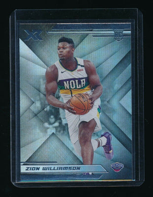 ZION WILLIAMSON 2019-20 PANINI CHRONICLES #271 RC /XR *NEW ORLEANS PELICANS*