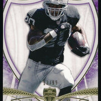 DARREN MCFADDEN 2013 TOPPS SUPREME PURPLE 13/99 *DALLAS COWBOYS*