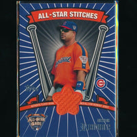 ARAMIS RAMIREZ 2005 TOPPS UPDATE ALL-STAR STITCHES JERSEY *CHICAGO CUBS*