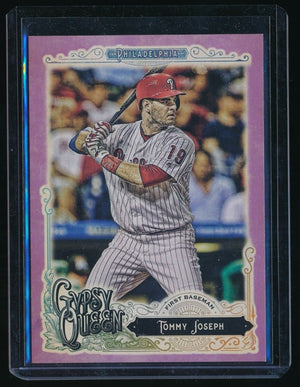 TOMMY JOSEPH 2017 TOPPS GYPSY QUEEN PURPLE 250/250 *PHILADELPHIA PHILLIES*
