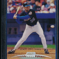 RICK REED 1999 STADIUM CLUB FIRST DAY ISSUE 141/200 NEW YORK METS