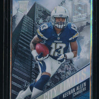 KEENAN ALLEN 2013 PANINI SPECTRA CITY LIMITS #67 96/99 *SAN DIEGO CHARGERS*