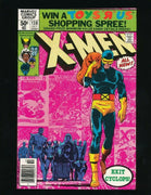 X-MEN #138 MARVEL COMICS 1980 CYCLOPS LEAVES THE X-MEN FUNERAL JEAN GREY