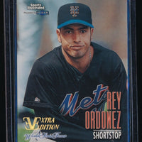 REY ORDONEZ 1998 SPORTS ILLUSTRATED WORLD SERIES FEVER EXTRA EDITION #105 48/98
