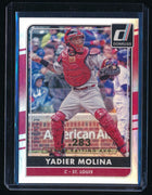 YADIER MOLINA 2016 DONRUSS STAT LINE CAREER #82 259/283 *ST. LOUIS CARDINALS*