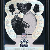 EDDIE MURRAY 2015 PANINI COOPERSTOWN CROWN ROYALE SILVER 12/75 BALTIMORE ORIOLES