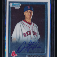 FELIX DOUBRONT 2010 BOWMAN CHROME PROSPECTS AUTOGRAPH AUTO *BOSTON RED SOX*