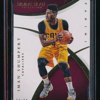 IMAN SHUMPERT 2014-15 IMMACULATE COLLECTION #81 58/99 *CLEVELAND CAVALIERS*