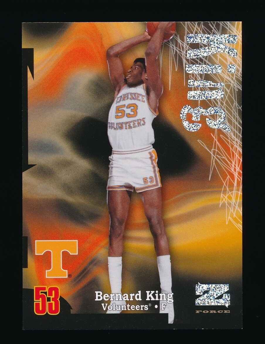 BERNARD KING 2012-13 FLEER RETRO 97-98 Z-FORCE RAVE Z48 035/399 *NETS*