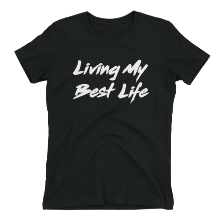 Unapologetically Me Ladies Tee
