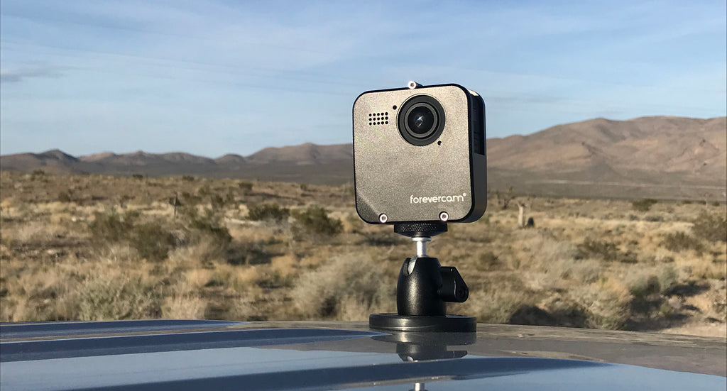 Safe Shots: Forevercam Cage – can be used with GoPro Fusion Camera
