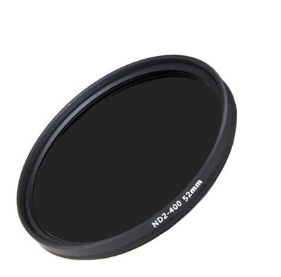 52mm ND2-400 Variable Neutral Density  Filter