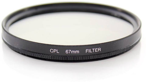 Circular Polarising Filter 52/58/62/67/72/77/82mm