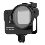 GoPro Hero 5 & 6 Black Camera Cage with UV Filter