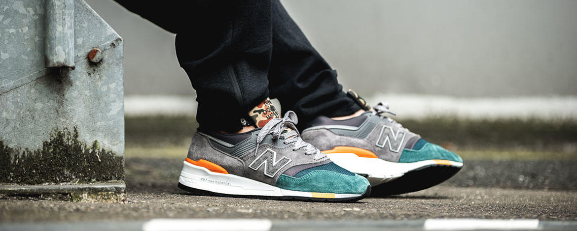 New Balance 997 | Sneakers | AFEW STORE